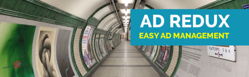 Ad Redux Released: Easy WordPress Advertising Plugin for Blogs