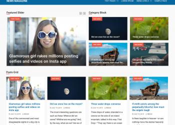 Redux Themes: Free, Premium WordPress Themes for Blogs & Websites